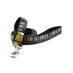 Max & Molly Barcode Short Leash S MM102006
