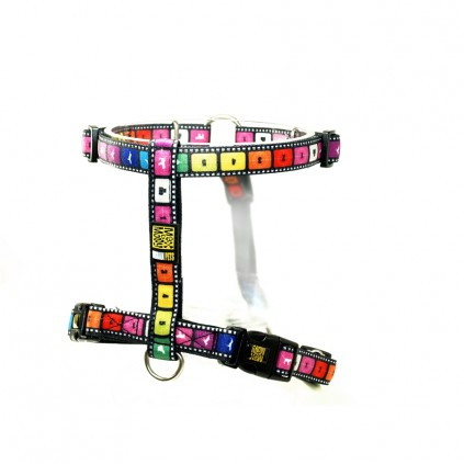 Max & Molly Movie Harness S MM134014
