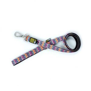 Max & Molly Vintage Pink Short Leash L MM139008