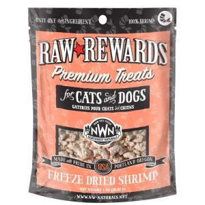 Northwest Naturals Shrimp Treats 1oz NW207