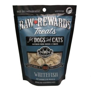 Northwest Naturals Whitefish Treats 3oz NW205