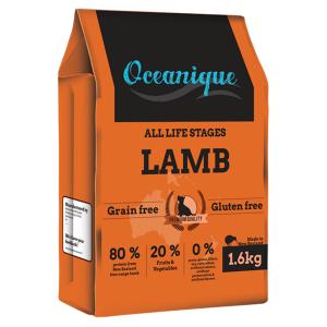 Oceanique Lamb Dog 1.6kg QE111