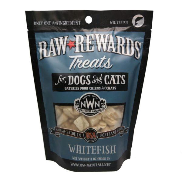 Northwest Naturals Whitefish Treats 3oz NW205