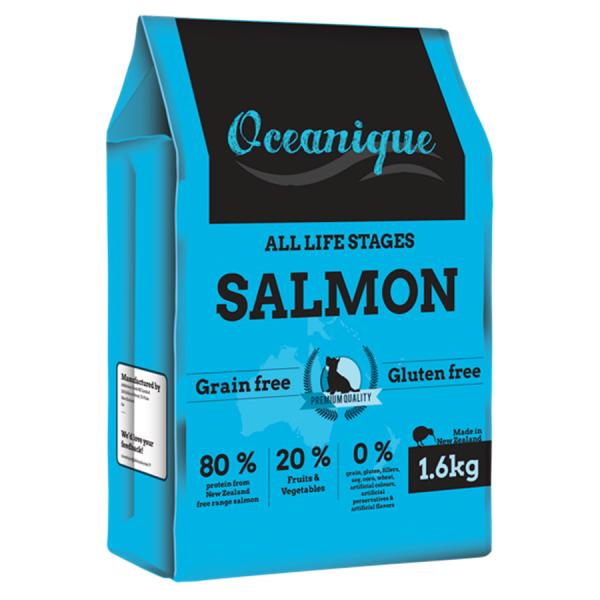 Oceanique Salmon Dog 1.6kg QE101