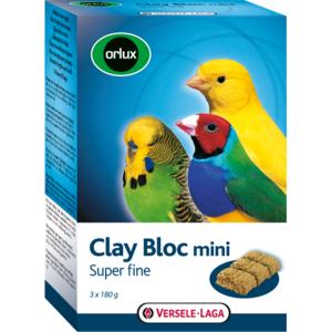 Versele Laga Clay Bloc Mini 3x180g VL424100