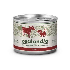 Zealandia CAT Free-Range Beef 170g ZA216