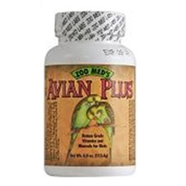 Zoo Med Avian Plus Vit&Min Supplement 28g ZMA371