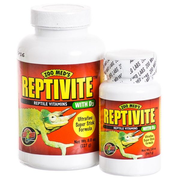 Zoo Med Reptivite without D3 – 57g ZMA352